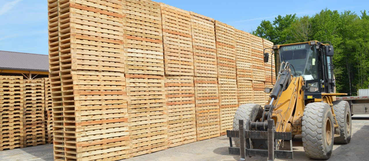 We manufacture and supply industrial wood products of all types